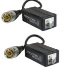 STARAUDIO-1CH-Black-HD-Passive-Video-font-b-Balun-b-font-Analog-AHD-HD-CVI-HD